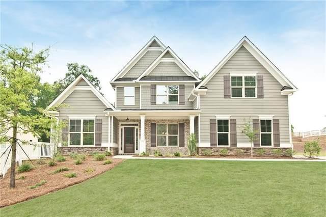 8635 Gilmer Fort, Ball Ground, GA 30107 (MLS #6692837) :: Path & Post Real Estate