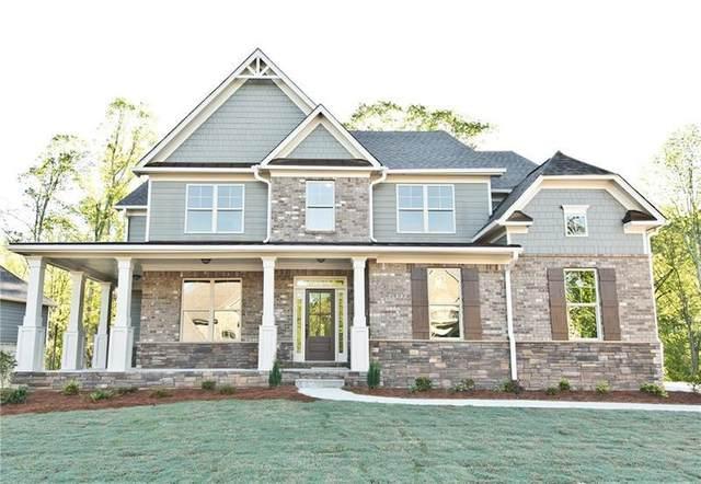 8625 Gilmer Fort, Ball Ground, GA 30107 (MLS #6692843) :: Path & Post Real Estate