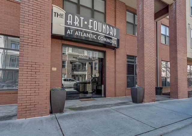 400 17th Street NW #1317, Atlanta, GA 30363 (MLS #6692935) :: Rich Spaulding