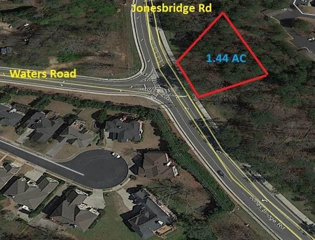 0 Jones Bridge Road, Alpharetta, GA 30022 (MLS #6692999) :: North Atlanta Home Team