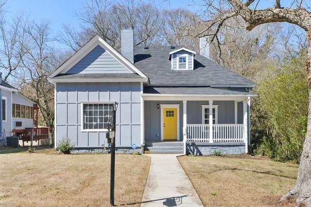 255 Wellington Street SW, Atlanta, GA 30314 (MLS #6693018) :: MyKB Partners, A Real Estate Knowledge Base