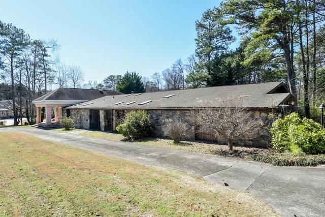 5388 Mount Vernon Way, Dunwoody, GA 30338 (MLS #6693020) :: North Atlanta Home Team