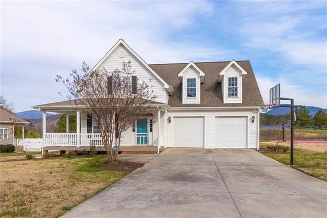 210 Maga Lynn Way, Chatsworth, GA 30705 (MLS #6693040) :: MyKB Partners, A Real Estate Knowledge Base
