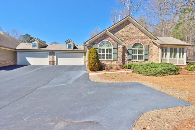 5242 Stone Village Circle NW #38, Kennesaw, GA 30152 (MLS #6693126) :: Path & Post Real Estate