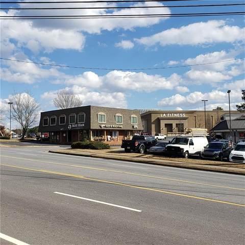 1471 Terrell Mill Road SE #123, Marietta, GA 30067 (MLS #6693164) :: RE/MAX Prestige