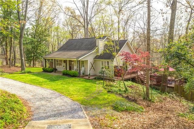 168 W. Lake Drive, Roswell, GA 30075 (MLS #6693197) :: Kennesaw Life Real Estate