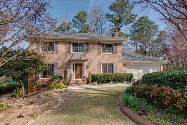 3562 Castlehill Court, Tucker, GA 30084 (MLS #6693245) :: MyKB Partners, A Real Estate Knowledge Base