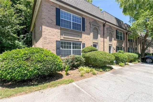 6980 Roswell Road H1, Atlanta, GA 30328 (MLS #6693280) :: North Atlanta Home Team