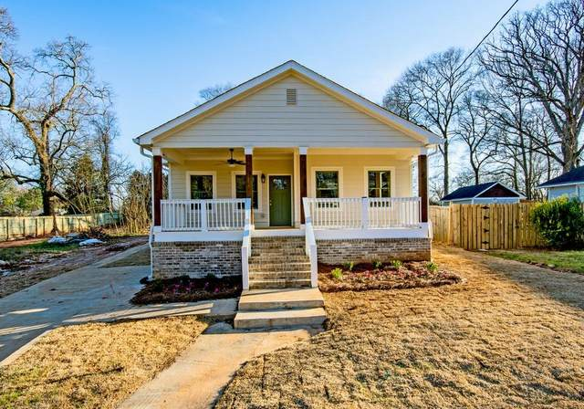 686 Elbert Street SW, Atlanta, GA 30310 (MLS #6693314) :: MyKB Partners, A Real Estate Knowledge Base