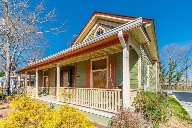 662 Peeples Street SW, Atlanta, GA 30310 (MLS #6693325) :: MyKB Partners, A Real Estate Knowledge Base