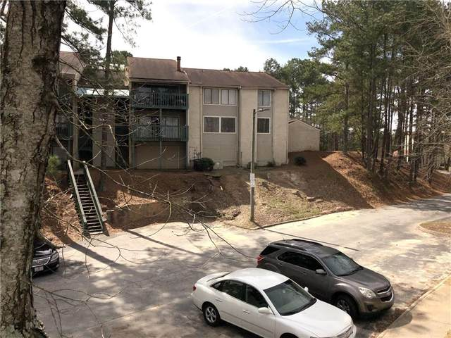 3575 Oakvale Road #807, Decatur, GA 30034 (MLS #6693364) :: Rich Spaulding