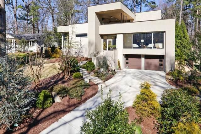 1242 Wild Creek Trail NE, Atlanta, GA 30324 (MLS #6693420) :: MyKB Partners, A Real Estate Knowledge Base