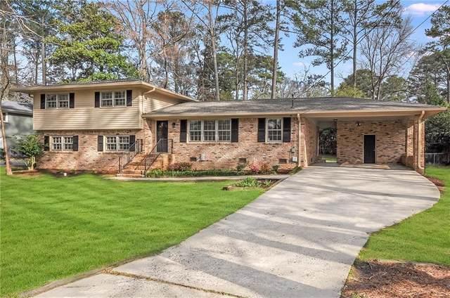 2578 Pangborn Circle, Decatur, GA 30033 (MLS #6693449) :: North Atlanta Home Team