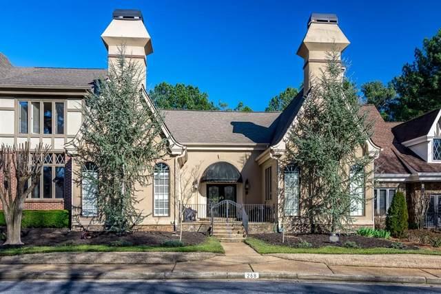 268 Summerour Vale #268, Johns Creek, GA 30097 (MLS #6693450) :: Rich Spaulding