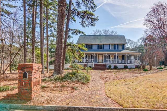1823 Belle Meade Court, Stone Mountain, GA 30087 (MLS #6693456) :: North Atlanta Home Team