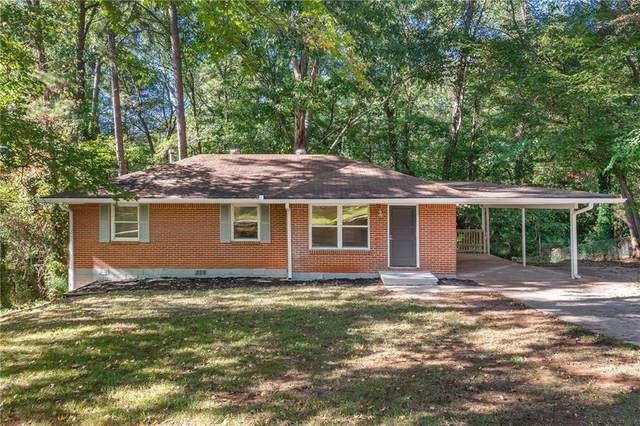 1717 Hollyhock Terrace, Decatur, GA 30032 (MLS #6693479) :: MyKB Partners, A Real Estate Knowledge Base