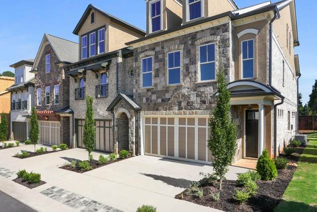 300 Via Del Corso #21, Woodstock, GA 30188 (MLS #6693484) :: Compass Georgia LLC