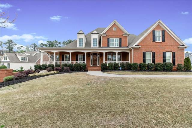 319 Flatstone Way, Marietta, GA 30064 (MLS #6693548) :: MyKB Partners, A Real Estate Knowledge Base