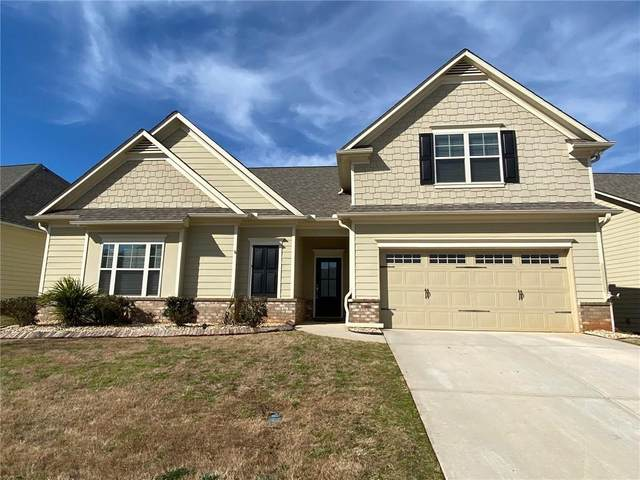 4488 Clubside Drive, Gainesville, GA 30504 (MLS #6693603) :: MyKB Partners, A Real Estate Knowledge Base
