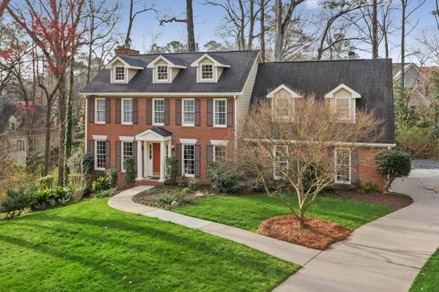 5135 Baroque Circle, Atlanta, GA 30342 (MLS #6693648) :: MyKB Partners, A Real Estate Knowledge Base