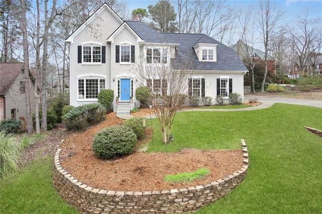982 Berwick Court SW, Marietta, GA 30064 (MLS #6693735) :: North Atlanta Home Team