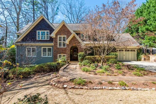 1356 Vista Leaf Drive, Decatur, GA 30033 (MLS #6693895) :: The Zac Team @ RE/MAX Metro Atlanta