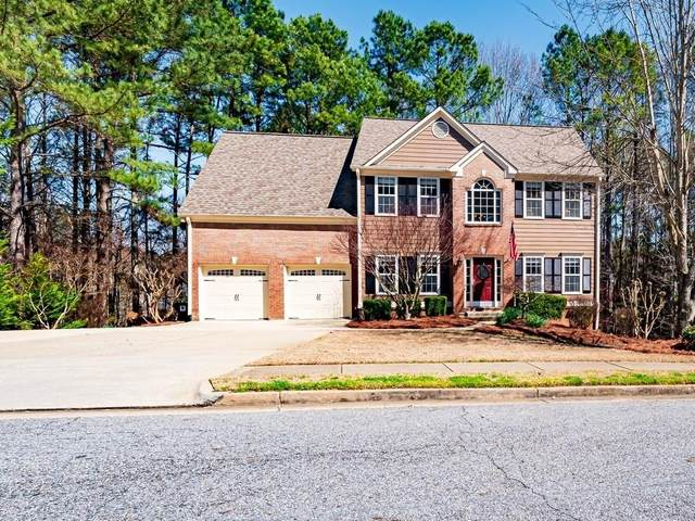 46 Thunder Ridge Drive, Acworth, GA 30101 (MLS #6693950) :: North Atlanta Home Team