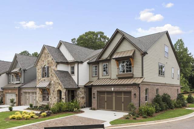 4184 Avid Park NE #9, Marietta, GA 30062 (MLS #6693960) :: North Atlanta Home Team