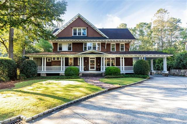 2946 Paces Lake Drive, Atlanta, GA 30339 (MLS #6694001) :: The Zac Team @ RE/MAX Metro Atlanta