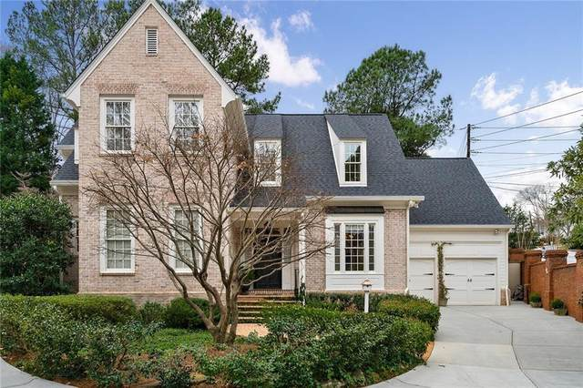 3110 Paces Mill Road SE, Atlanta, GA 30339 (MLS #6694020) :: Scott Fine Homes at Keller Williams First Atlanta