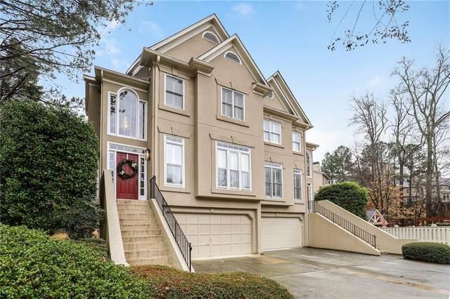 2327 Goodwood Boulevard SE, Smyrna, GA 30080 (MLS #6694122) :: North Atlanta Home Team