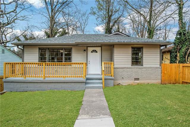 941 Reed Avenue, East Point, GA 30344 (MLS #6694213) :: MyKB Partners, A Real Estate Knowledge Base