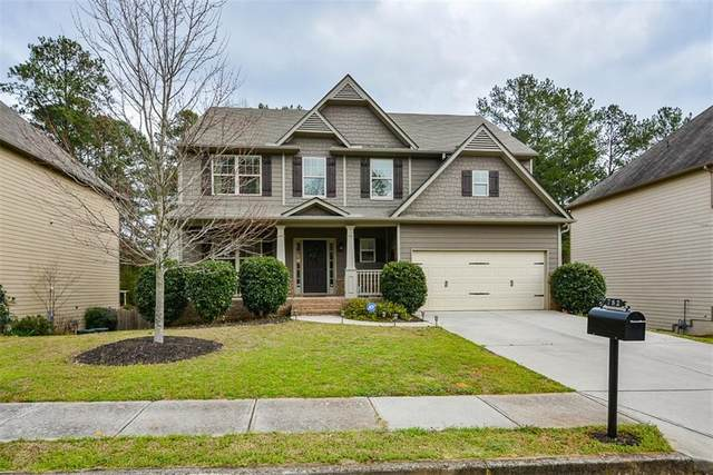 782 Helm Lane NW, Kennesaw, GA 30144 (MLS #6694306) :: Kennesaw Life Real Estate