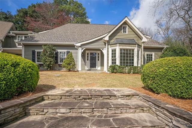 3720 Tanglewood Drive SE, Atlanta, GA 30339 (MLS #6694313) :: Scott Fine Homes at Keller Williams First Atlanta