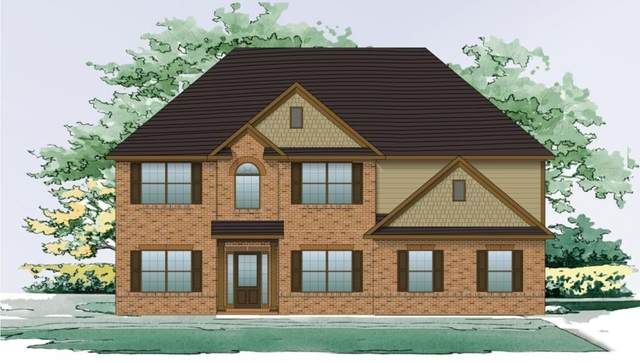160 Hampton Place, Covington, GA 30016 (MLS #6694368) :: Kennesaw Life Real Estate