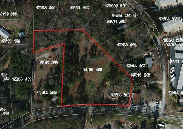 801 Hickory Road, Canton, GA 30115 (MLS #6694443) :: Rich Spaulding