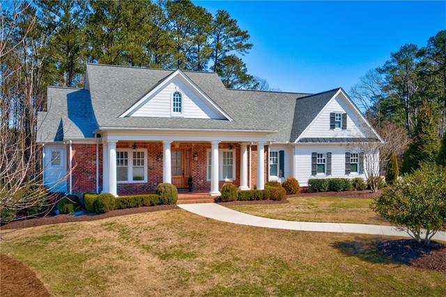 100 Ashley Hall Court, Woodstock, GA 30188 (MLS #6694501) :: Path & Post Real Estate