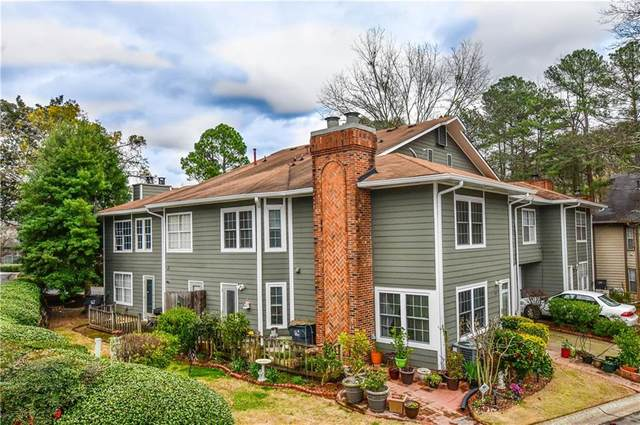1037 Mansfield Court, Norcross, GA 30093 (MLS #6694508) :: Rich Spaulding