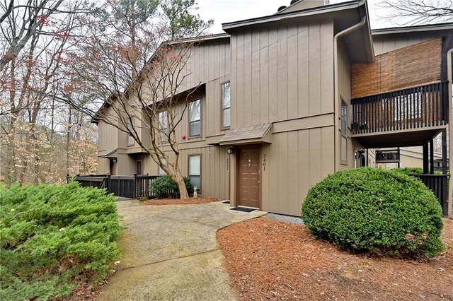 2403 Cumberland Court SE #24, Smyrna, GA 30080 (MLS #6694525) :: Rich Spaulding