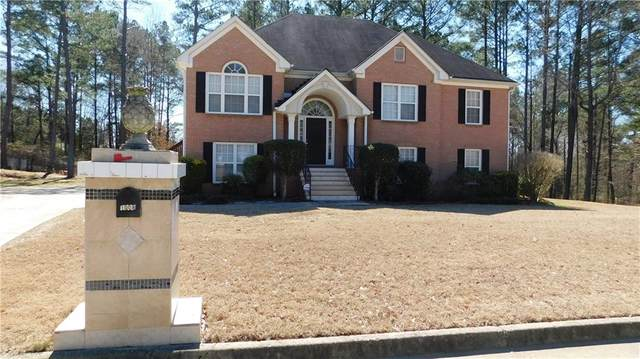 1008 Alexandria Lane, Conyers, GA 30094 (MLS #6694543) :: MyKB Partners, A Real Estate Knowledge Base