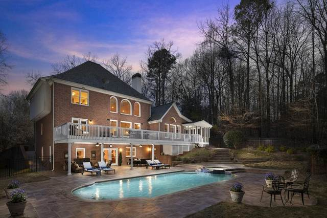 109B Kremer Falls Trace, Canton, GA 30114 (MLS #6694555) :: Path & Post Real Estate