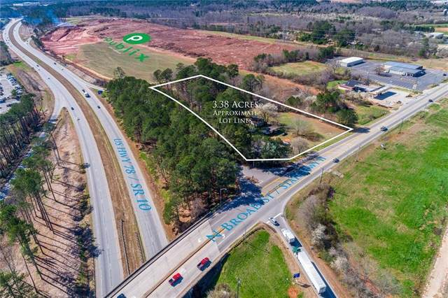 705 N Broad, Monroe, GA 30655 (MLS #6694561) :: Kennesaw Life Real Estate