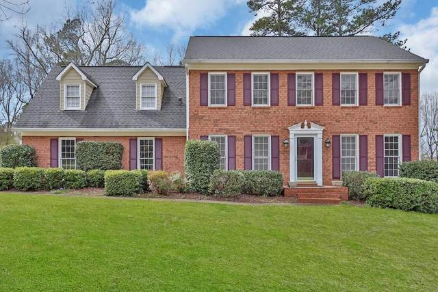 3487 Starwood Trail SW, Lilburn, GA 30047 (MLS #6694601) :: MyKB Partners, A Real Estate Knowledge Base