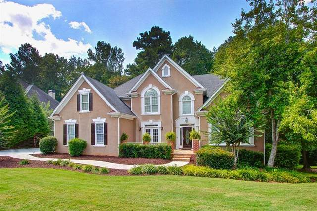 14450 Creek Club Drive, Alpharetta, GA 30004 (MLS #6694602) :: North Atlanta Home Team