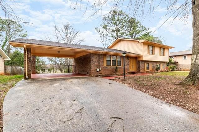 3718 Elkridge Drive, Decatur, GA 30032 (MLS #6694638) :: North Atlanta Home Team