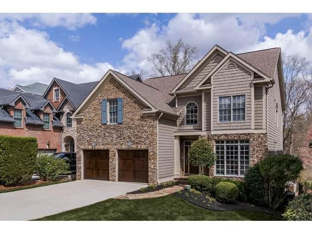 3239 Lynwood Drive NE, Brookhaven, GA 30319 (MLS #6694649) :: MyKB Partners, A Real Estate Knowledge Base