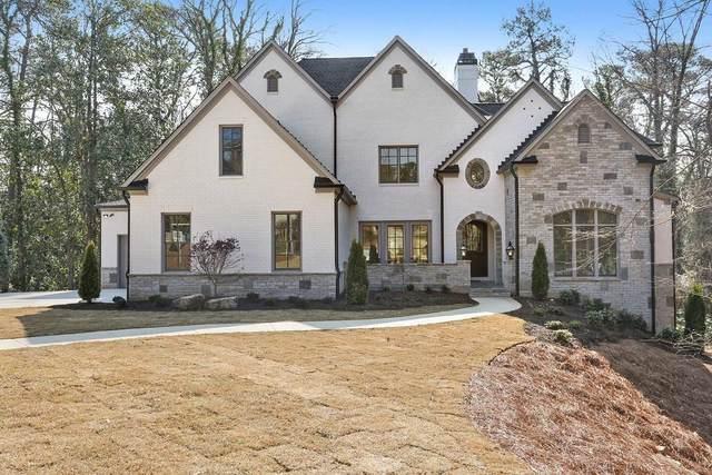 975 Clementstone Drive, Atlanta, GA 30342 (MLS #6694654) :: The Heyl Group at Keller Williams