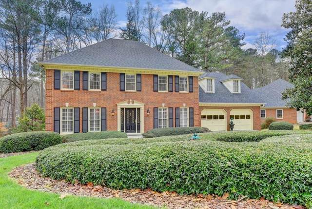 1852 Withmere Way, Dunwoody, GA 30338 (MLS #6694690) :: MyKB Partners, A Real Estate Knowledge Base