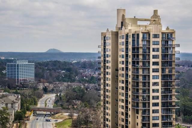3481 Lakeside Drive NE #2903, Atlanta, GA 30326 (MLS #6694702) :: Rich Spaulding