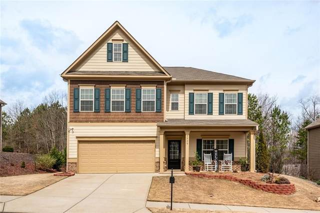 3739 Ridge Bluff Overlook, Gainesville, GA 30507 (MLS #6694765) :: MyKB Partners, A Real Estate Knowledge Base